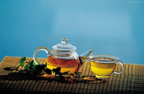感冒调理药茶(五)