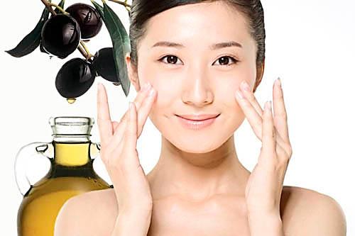 自制护肤橄榄油面膜