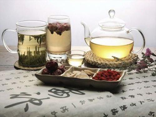 急性肝炎调理药茶(三)