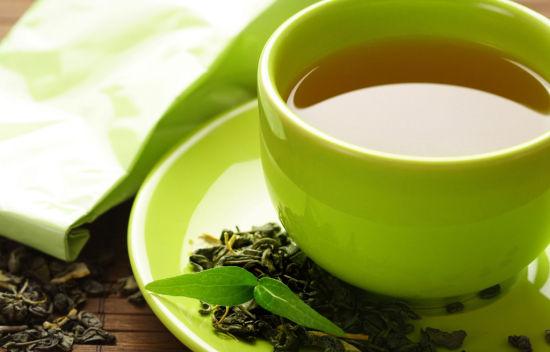 抗衰老祛皱功效排行——绿茶