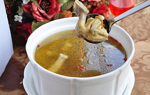 麻雀汤(美容养颜汤)