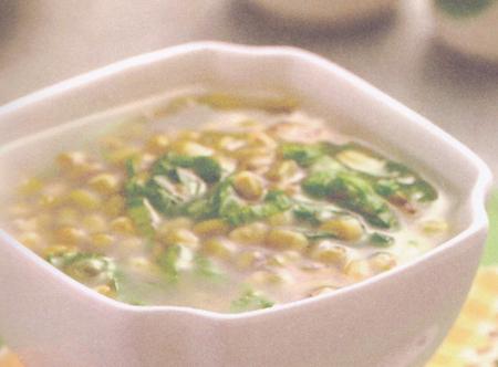 绿豆蒲公英汤(夏至养生)
