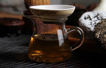 治秋季腹泻的药茶