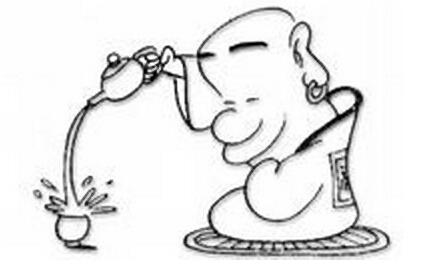 茶叶与中国佛教的相互联系