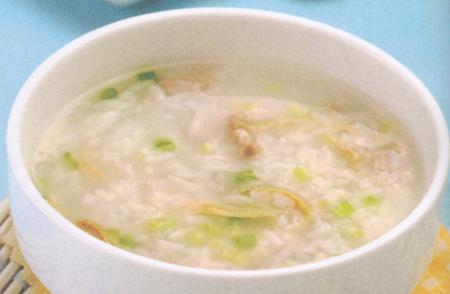 萝卜银鱼羊肉粥(立冬养生药膳)