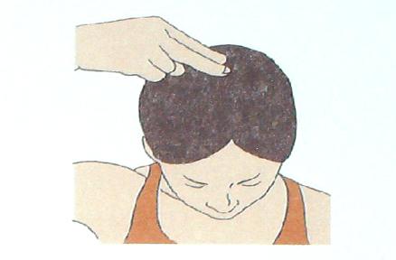 经络养生-缓解紧张按摩法