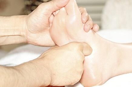 脚底按摩是保健也是治疗