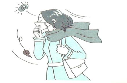 感冒初期用精油自我调养