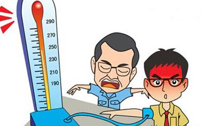刮痧疗法治疗高血压