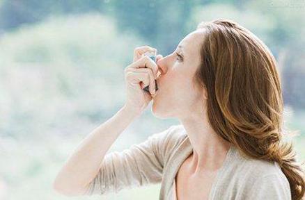 利用精油缓解哮喘