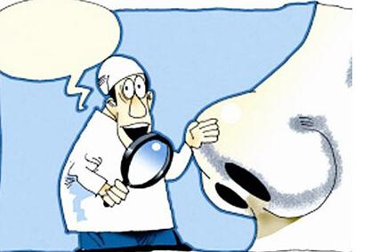 过敏性鼻炎中医刮痧治疗