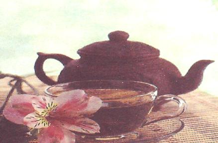 午后一杯茶,喝对有讲究