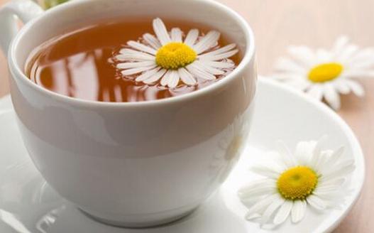 细腻皮肤药茶——防风菊花茶