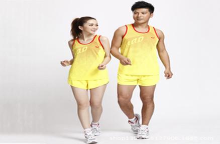 孕前运动:运动穿着要舒适