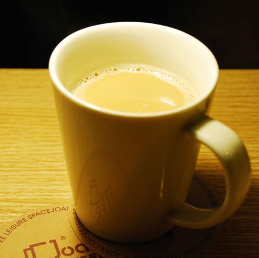 润肺利尿药茶——椰香奶茶