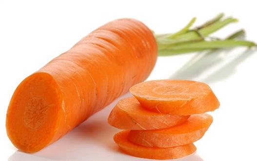胡萝卜可增强胃部抵抗力