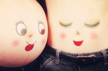 美术胎教与编织胎教
