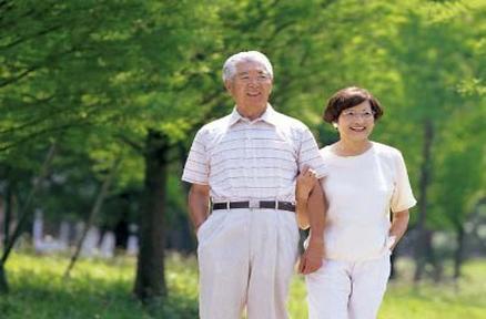 运动养生:强度适中防衰老