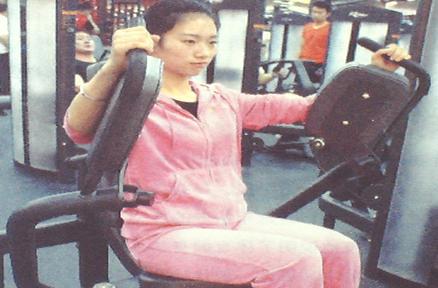 健身锻炼能改善人的精神和生活质量