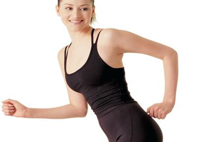 运动锻炼的着装