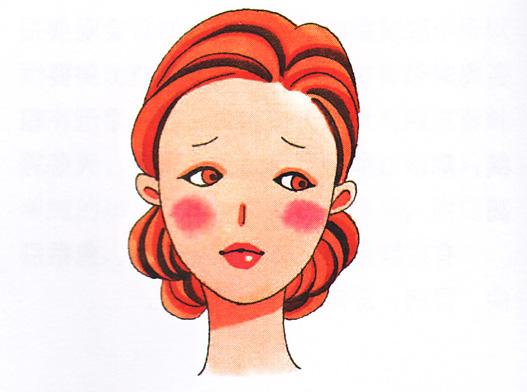 月经周期养颜—肌肤泛红、面色萎黄或苍白