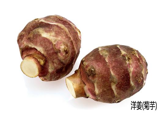 脂肪肝食疗食谱——泡洋姜