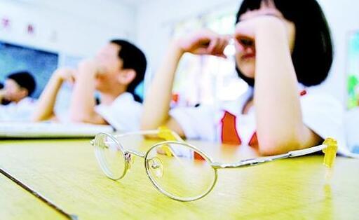 教你七个方法 预防小孩近视眼