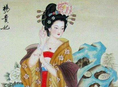 古代四大美女之一杨贵妃护肤术--太真红玉膏