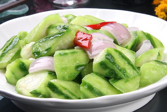 多吃丝瓜可调理月经不顺