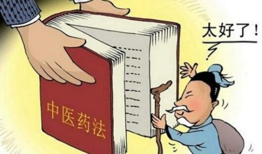 《中华人民共和国中医药法》通过