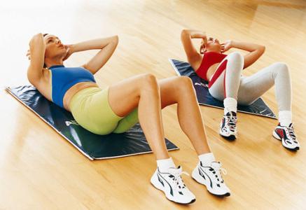 运动养生仰卧起坐的正确做法