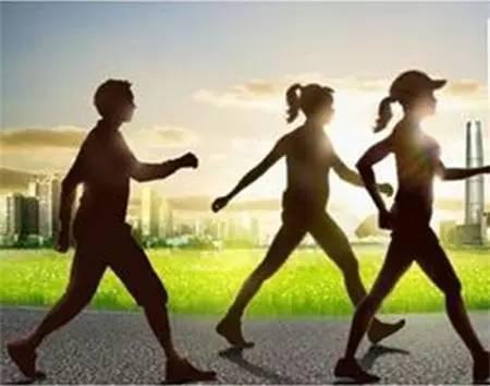 运动养生之健步走