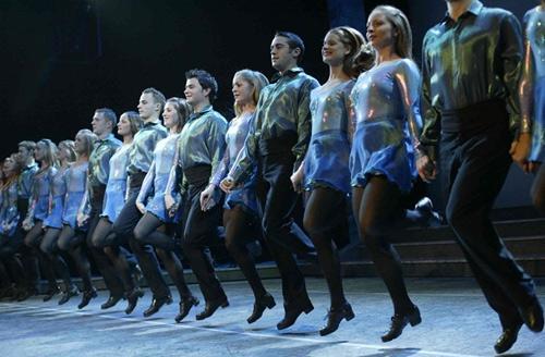 大众的运动养生—踢踏舞