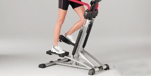踏步的运动养生功效