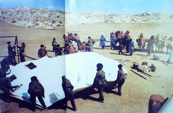 解放军高原骆驼医疗队