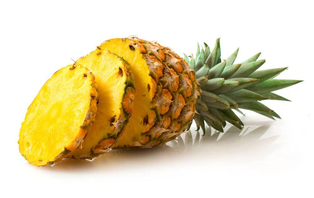 春吃菠萝有助清肠胃,还有减肥功效