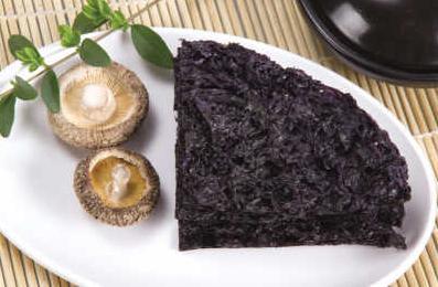 夏季补钾冠军——紫菜