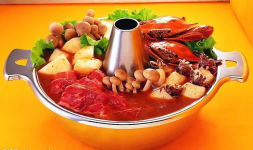 男人涮火锅吃3种肉可益肾