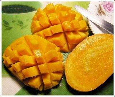 吃芒果的禁忌