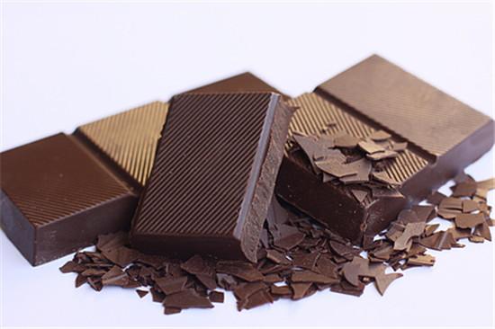 巧克力的食用禁忌