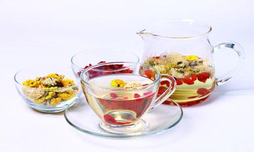 能健康减肥和瘦身的花茶