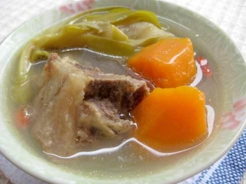 秋季喝汤润燥护肤 推荐九道养生汤煲汤食谱