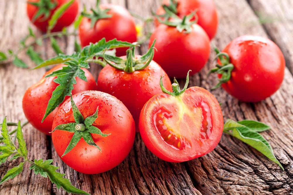 多吃西红柿护心排毒