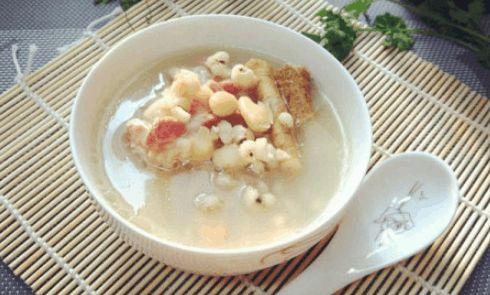 祛湿薏米排骨汤