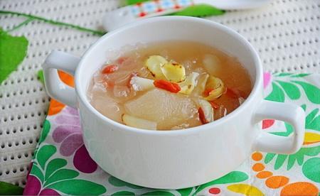 养肺润燥汤