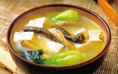 生姜泥鳅汤-孕中期食谱