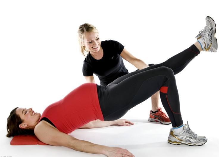 常做6种运动能帮助准妈妈顺利顺产