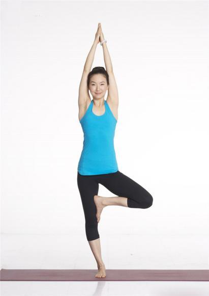 瑜伽减肥让你瘦身排毒一起来