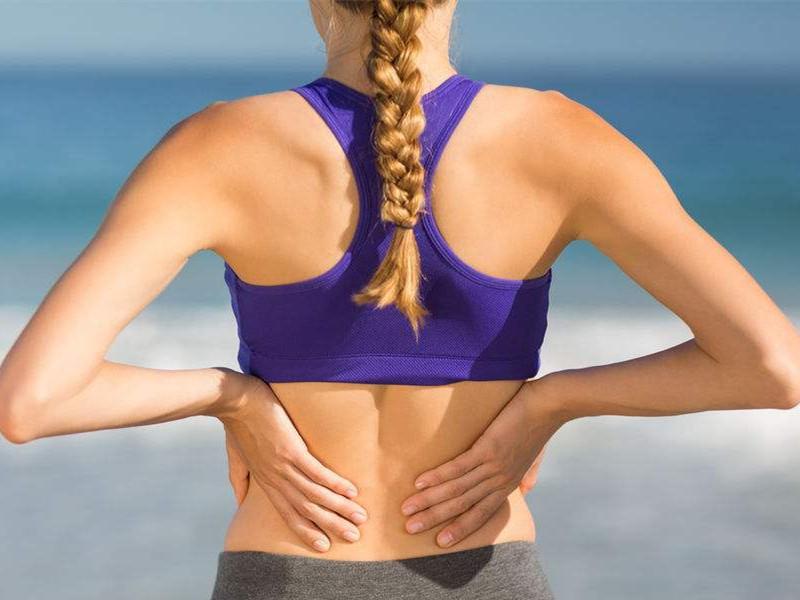 胸部和背部的运动养生方法