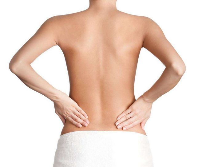 腰部的保健和锻炼